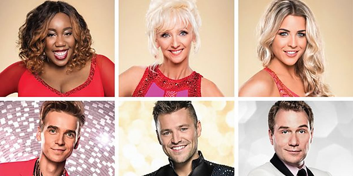 Strictly Come Dancing Christmas special 2019