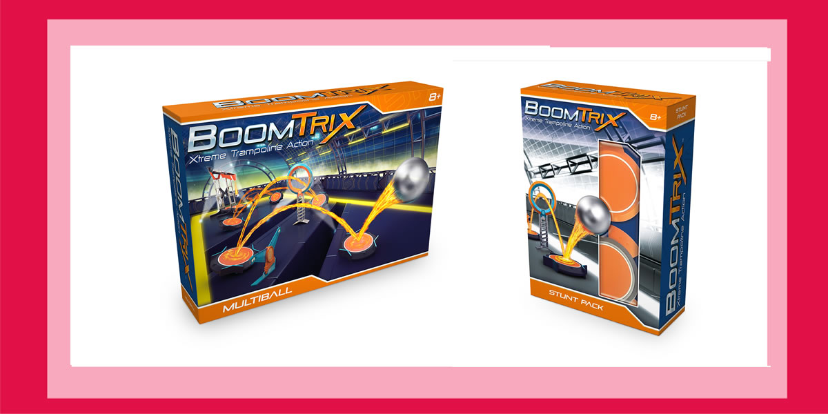 Day 1 #12XmasDays WIN BoomTrix Multi Ball & Stunt Pack