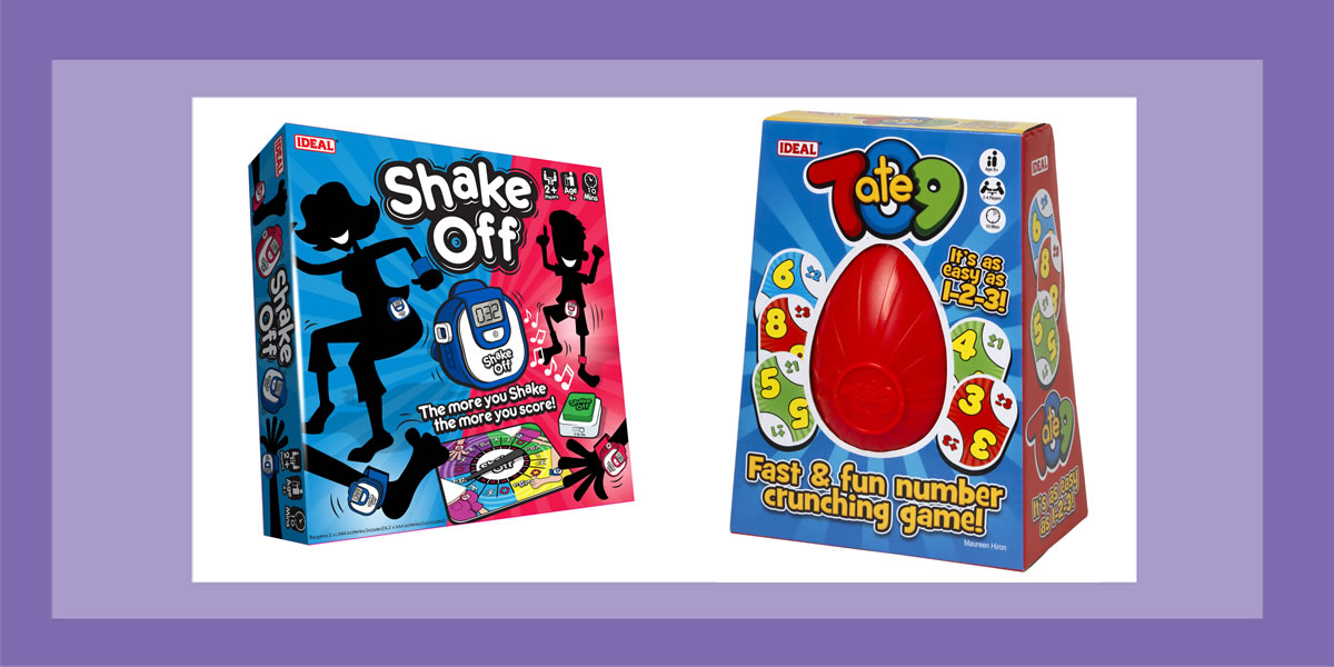 Day 3 #12XmasDays - WIN one of three Shake it off and 7 Ate 9 bundles