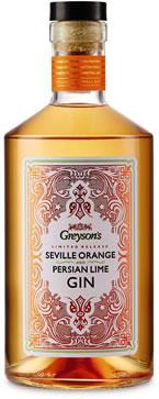 Aldi Seville Gin