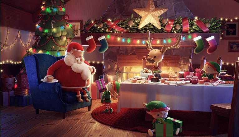 Dobbies Christmas advert