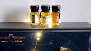 Drinks by the dram whisky advent calendar what is included