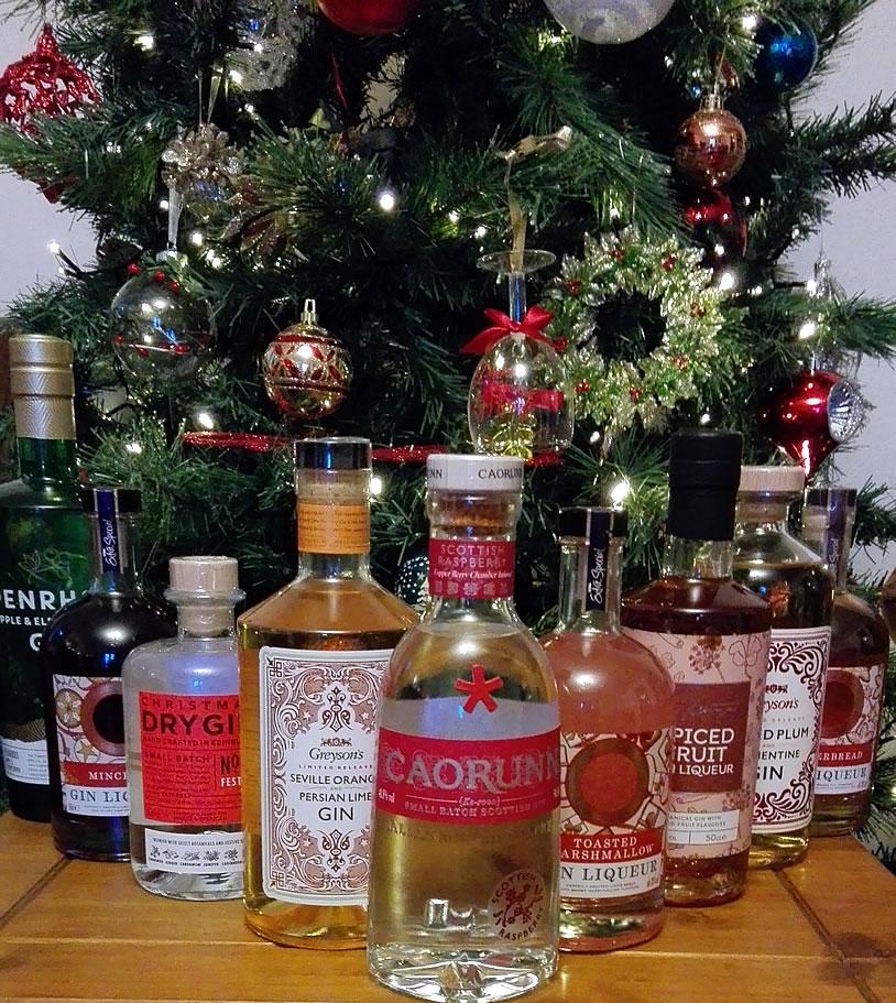Gin At Christmas