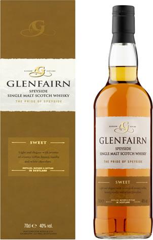 Tesco Glenfairn Whisky