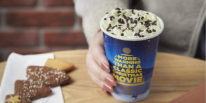 Greggs Christmas 2019 menu - Mint Hot Chocolate