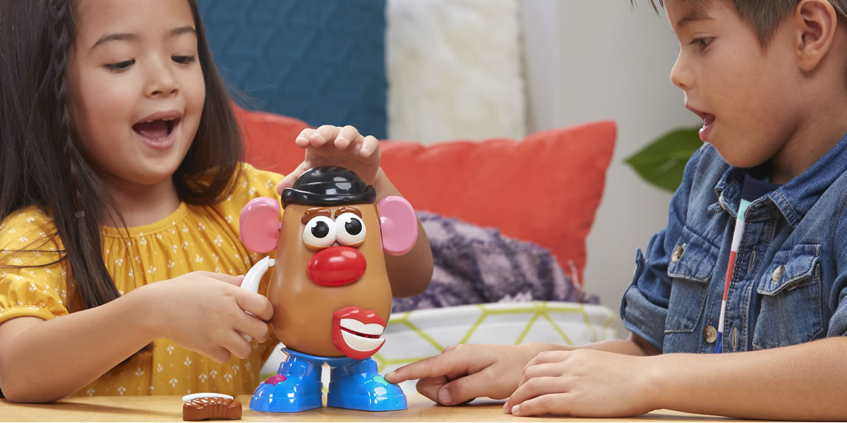 Hasbro Mr Potato Head Moving Lips
