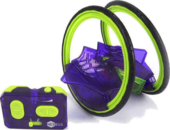 Hexbug Ring Racer out of box