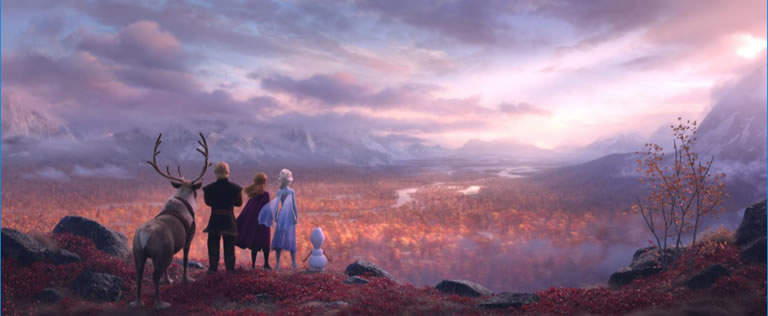 Image from Disney Frozen 2 2019