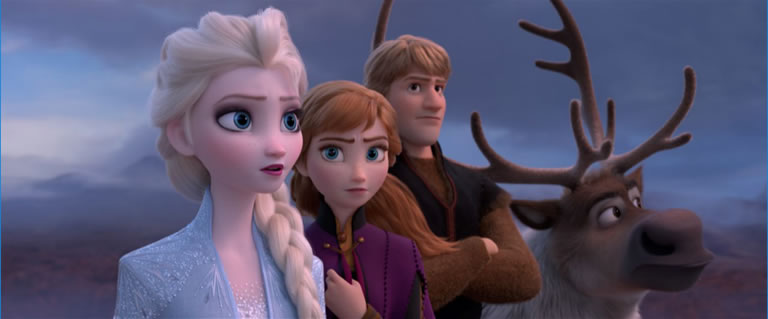 Image from Disney Frozen 2