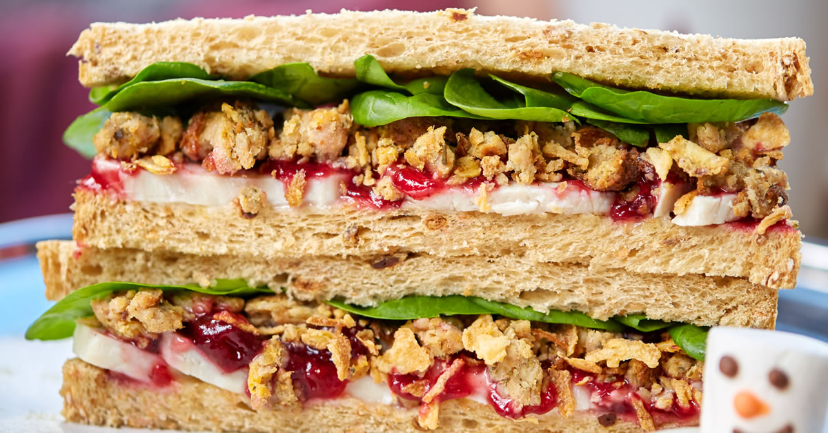 Image of Pret sandwiches