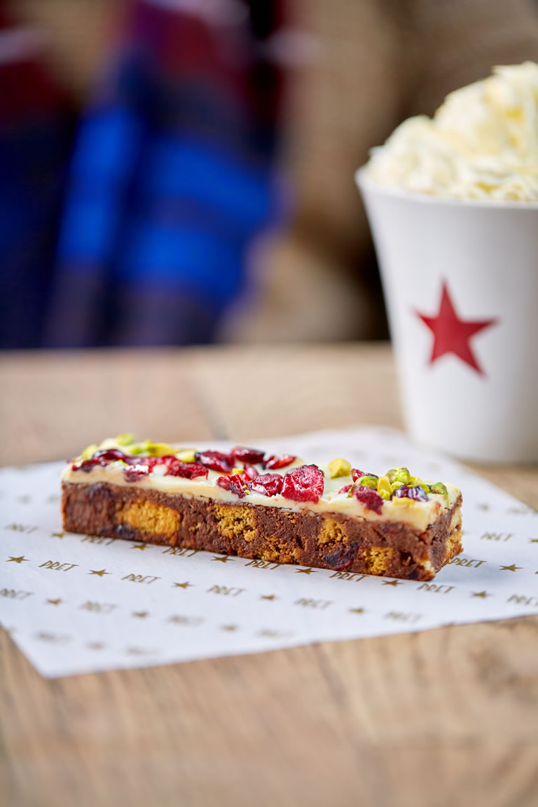 Image of Pret sweet treats