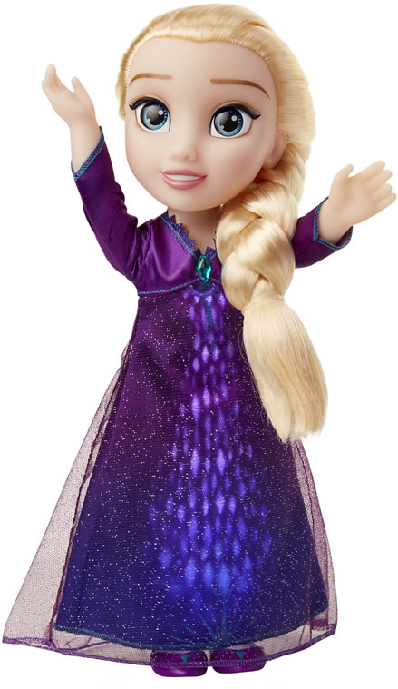 Into The Unknown Elsa Doll