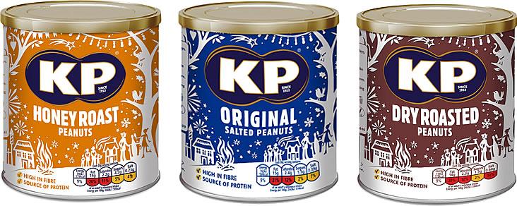 KP Nuts Christmas 2019