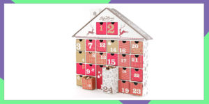 Lily O'Brien's Advent Calendar House