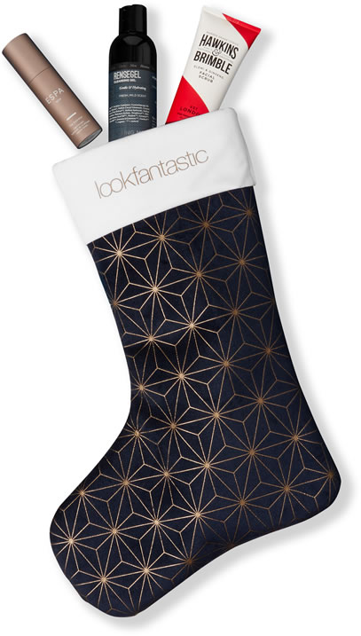 Lookfantastic Beauty Stocking For Him
