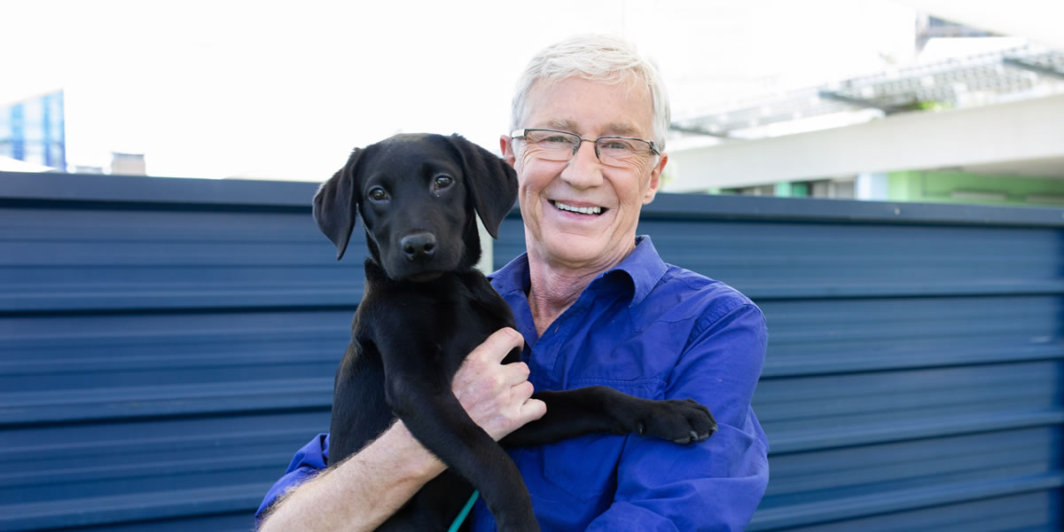 Image Of Paul O'Grady For The Love Of Dogs