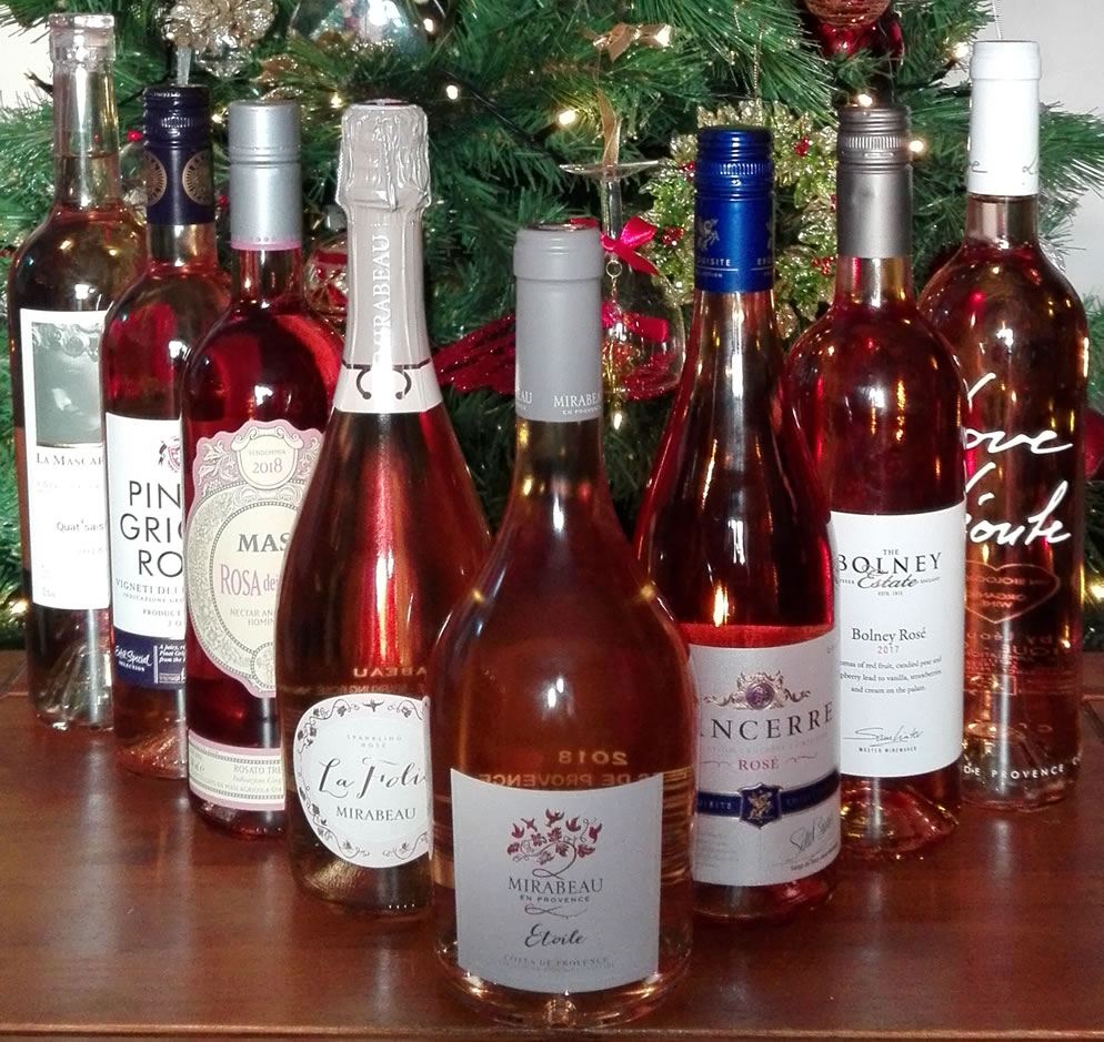 Rock Around The Christmas Tree With These Wines Underthechristmastree Co Uk