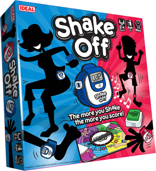 Shake it Off Game
