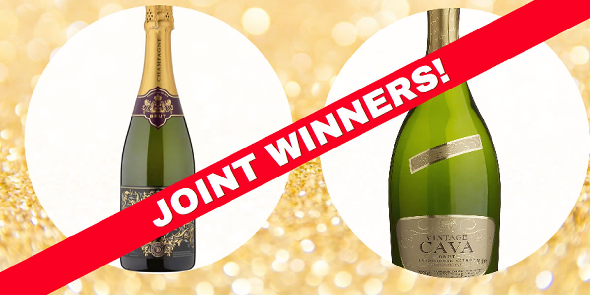 Christmas taste test Fizz winner 2019