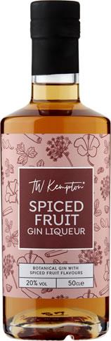 Tesco Spiced fruit Gin