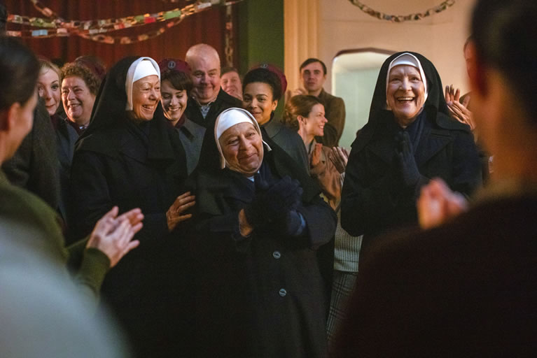 BBC Call the midwife