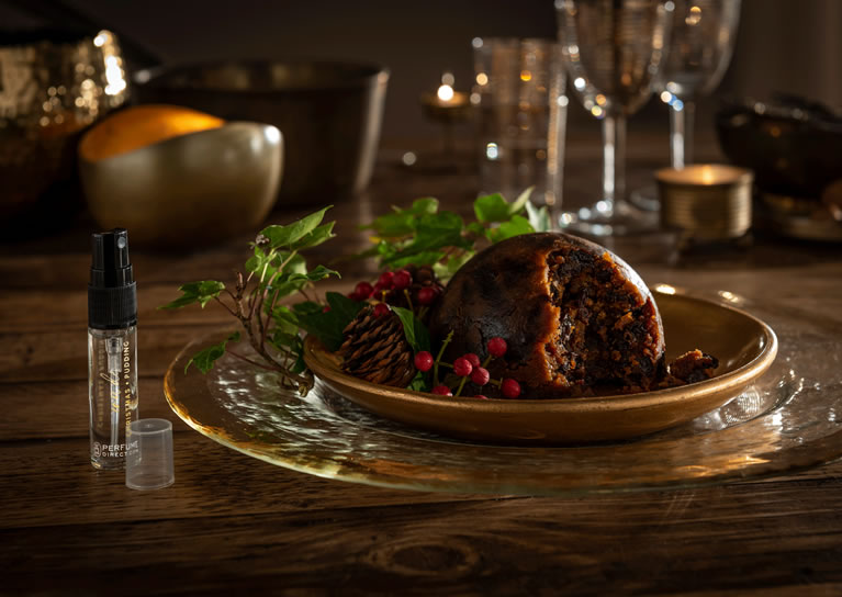 Eau de Christmas Pudding