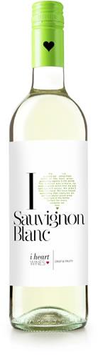 I Heart Wines Sauvignon Blanc Wine