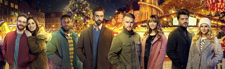 ITV Coronation Street Christmas Day