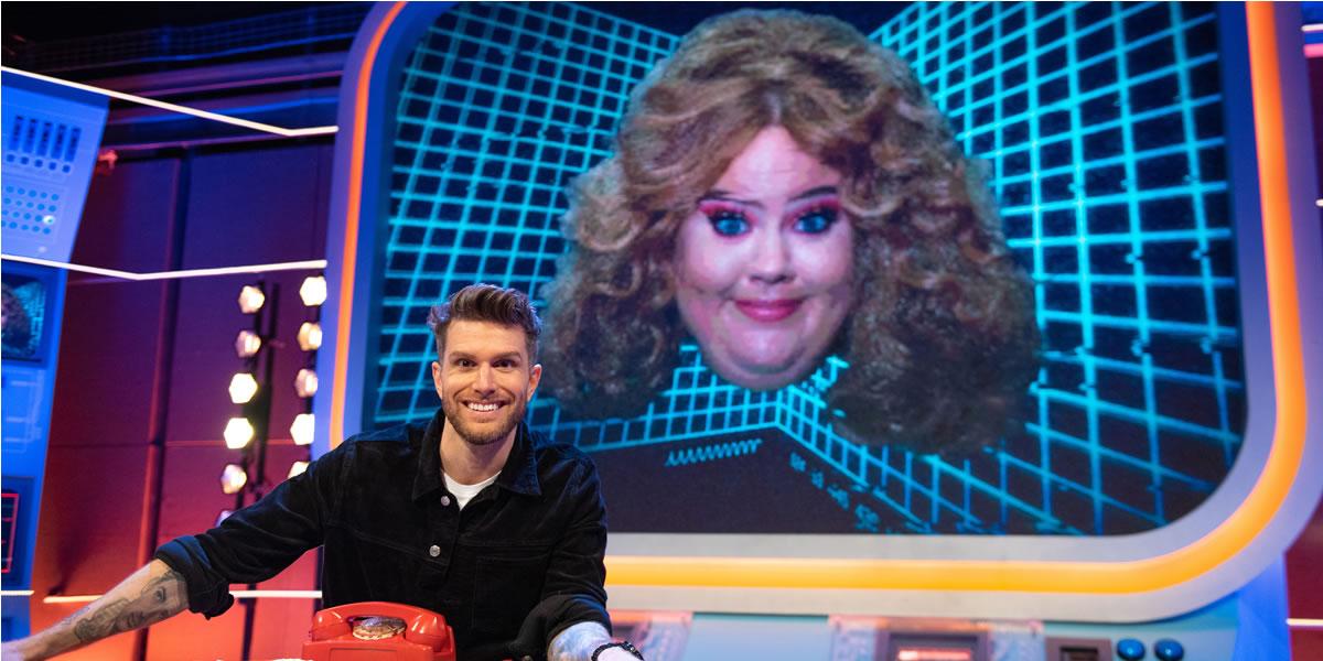 ITV2 Hey! Tracey