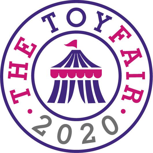 Image Of Toy Fair Logo 2020
