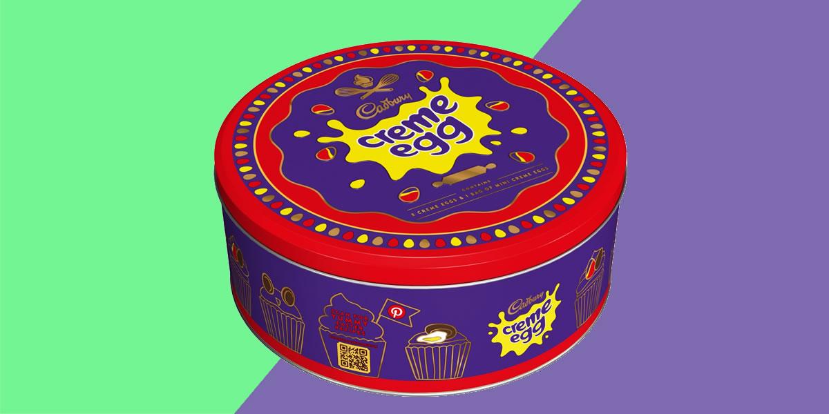 Cadbury Creme Egg Tins RRP £6.00