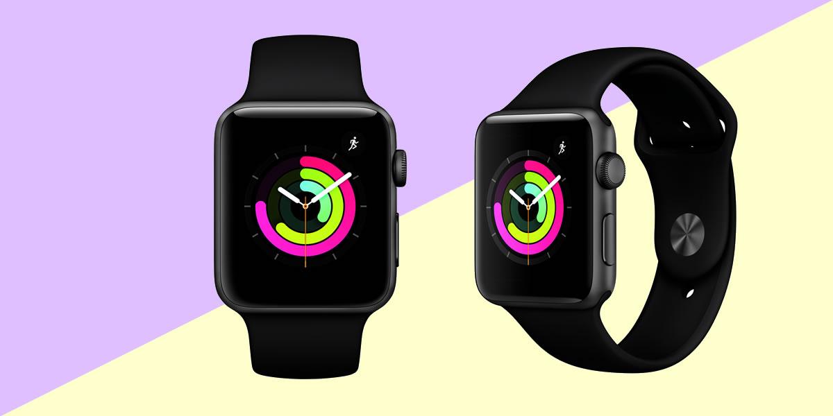 Image of Apple Series 3 watch