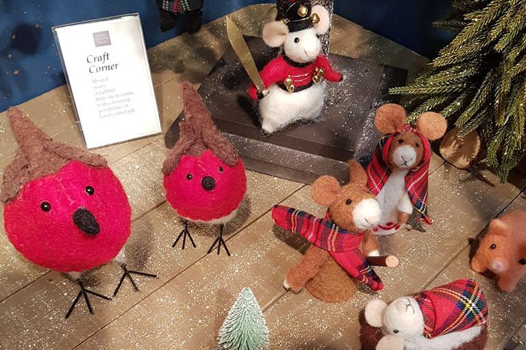 Langford Farm Animal Decorations