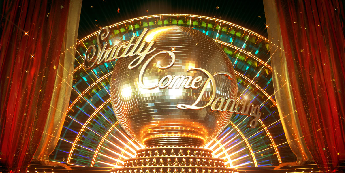 Strictly Come Dancing Christmas 2020