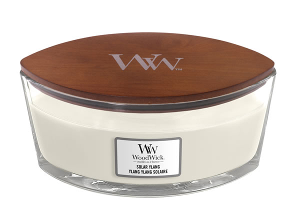 WoodWick Solar Ylang Ellipse Candle 453.6g