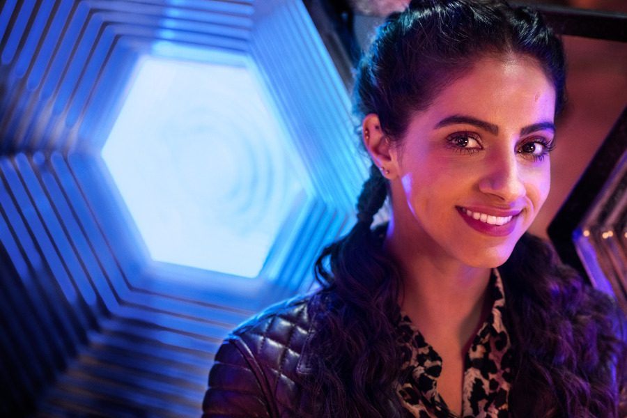 BBC Doctor Who Yaz (MANDIP GILL)