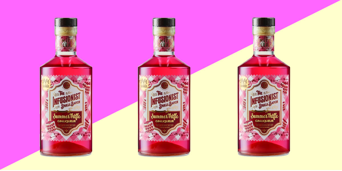 Image of Aldi trifle gin