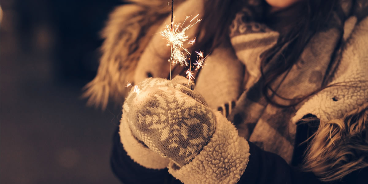 Winter gloves and accessories