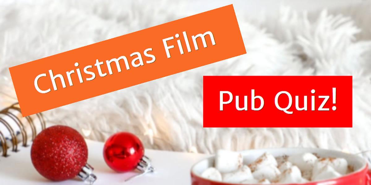 Christmas Film Pub Quiz