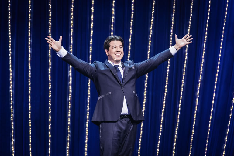 BBC One announce: Michael McIntyre Big Laughs