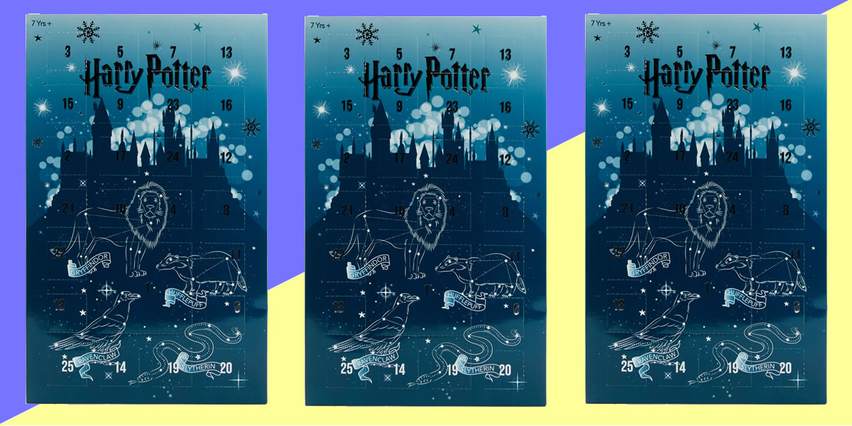 Image of Harry Potter jewellery advent calendar