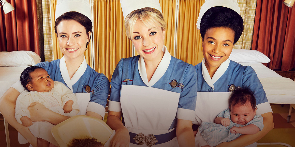 BBC One Call the Midwife for BritBox