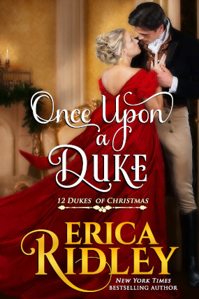 Once Upon a Duke (12 Dukes of Christmas Book 1)