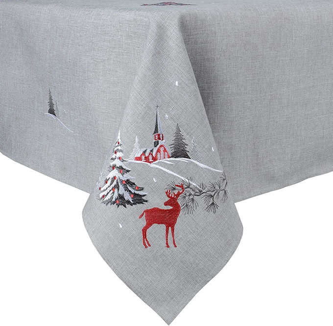 Christmas Table Cover