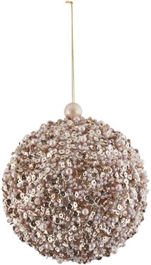 Cocktail Kisses Hanging Bauble