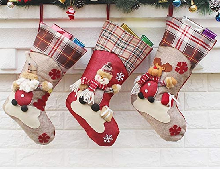 Large Christmas Stockings