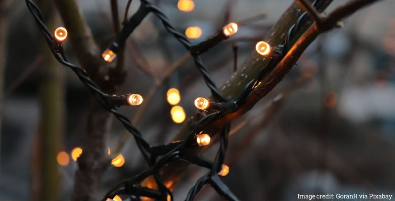All the best outdoor Christmas lights 2020