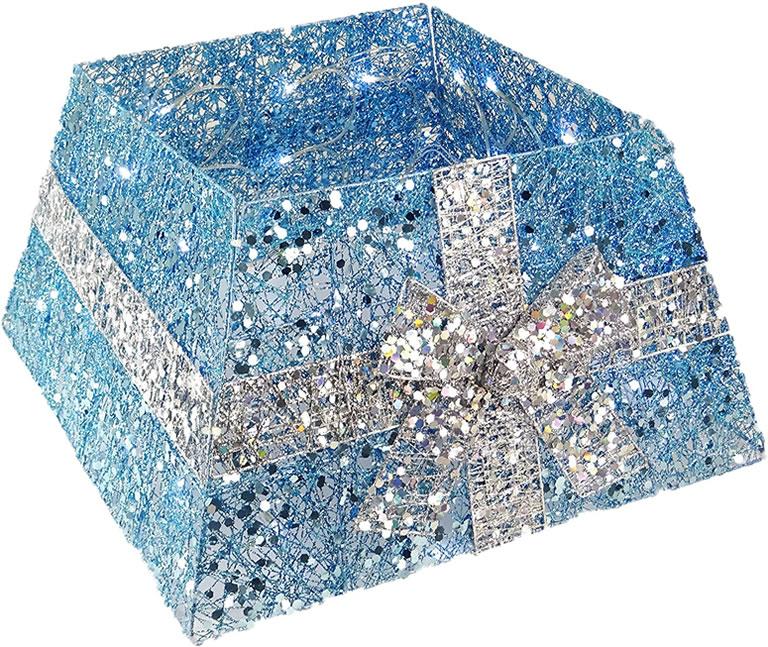 Christmas Concepts® Christmas tree blue collar