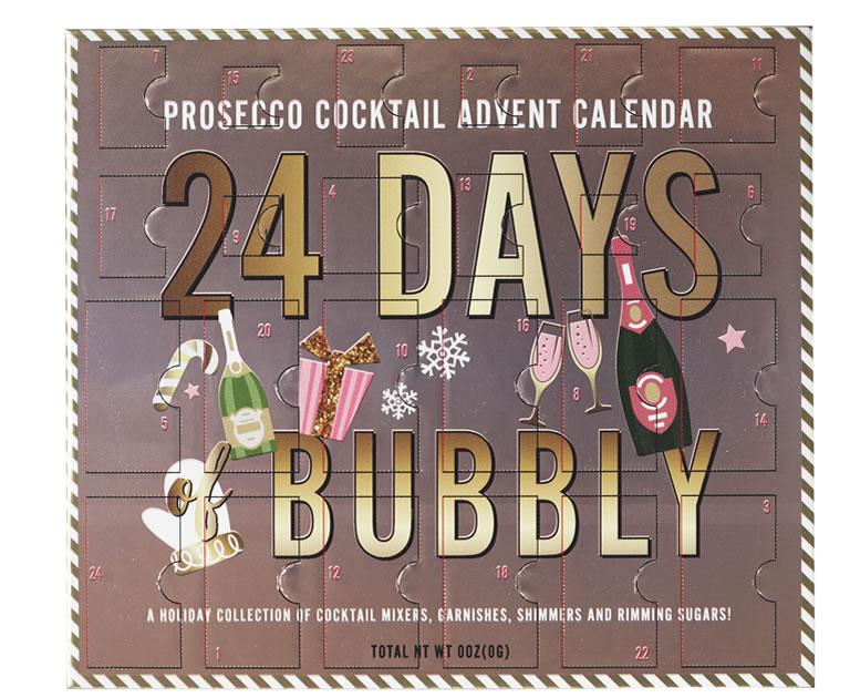 Wilko 24 days of bubbly advent calendar