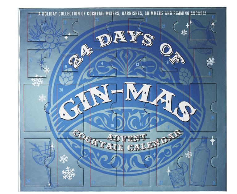 Wilko 24 Days Of Gin Advent Calendar